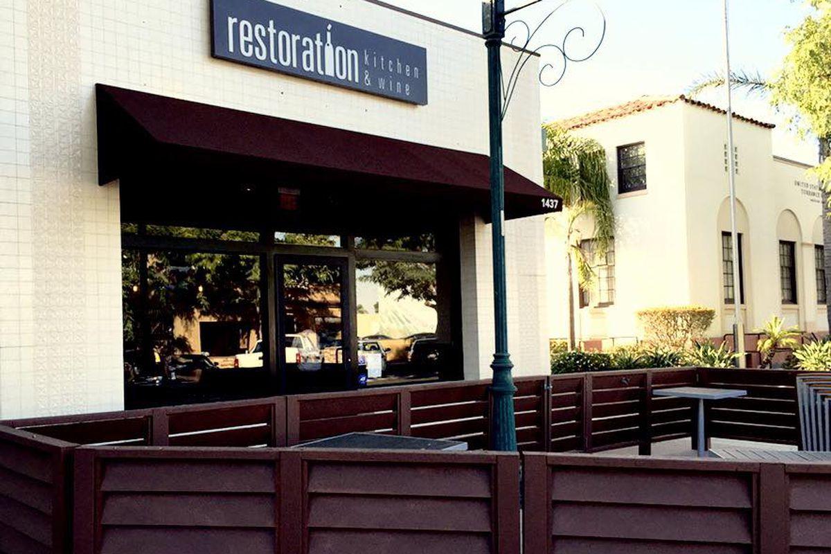 Restoration Kitchen & Wine, Torrance