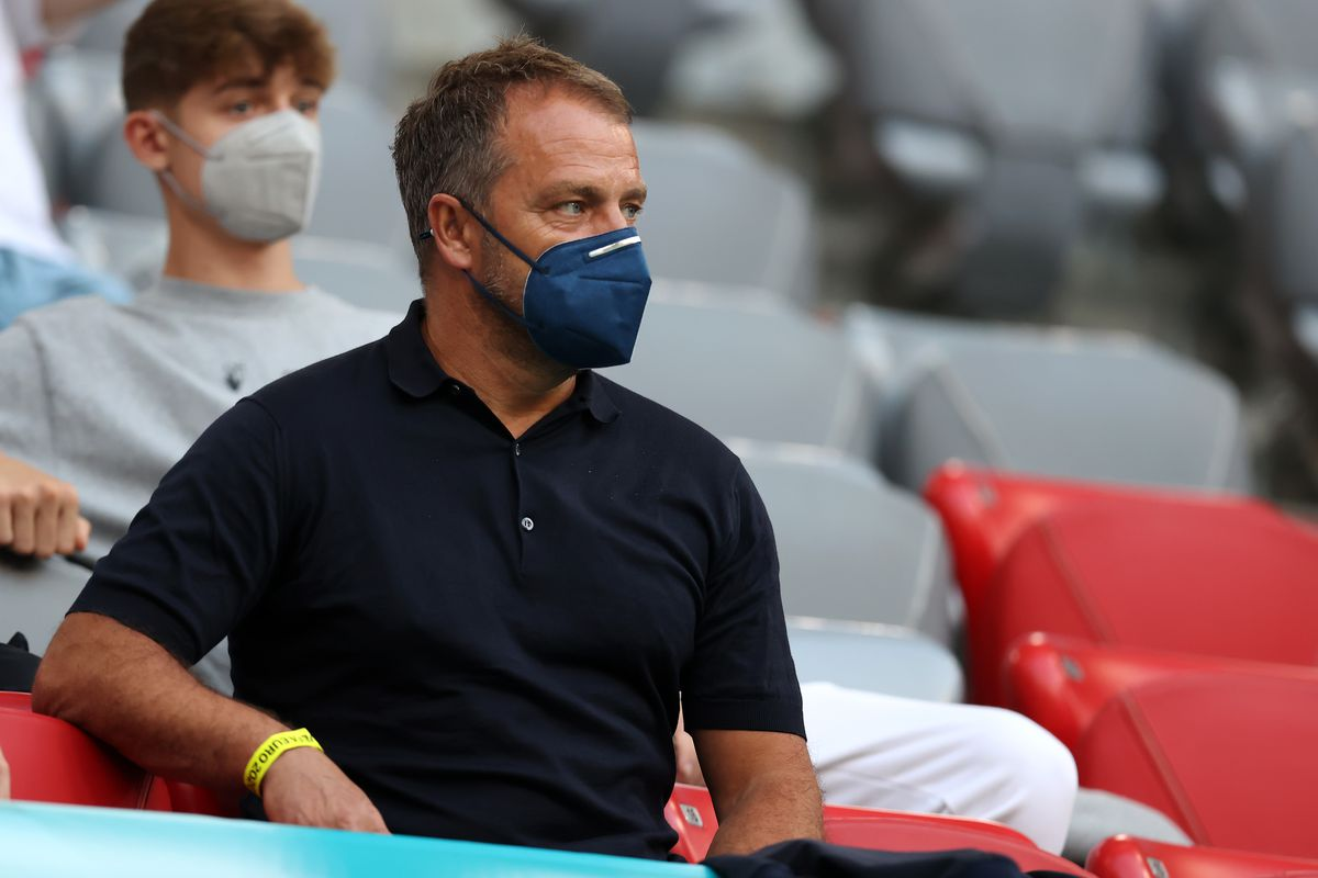 Germany Coach Hansi Flick Talks Strategy Squad Planning And Who Might Be Back On The Roster Bavarian Football Works