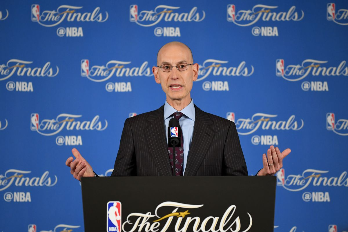 Adam Silver's owners want more money. Of course they do.