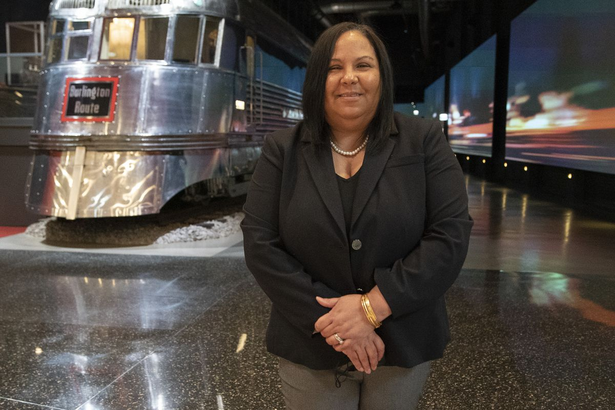 Chevy Humphrey is the new president & CEO of the Museum of Science and Industry.