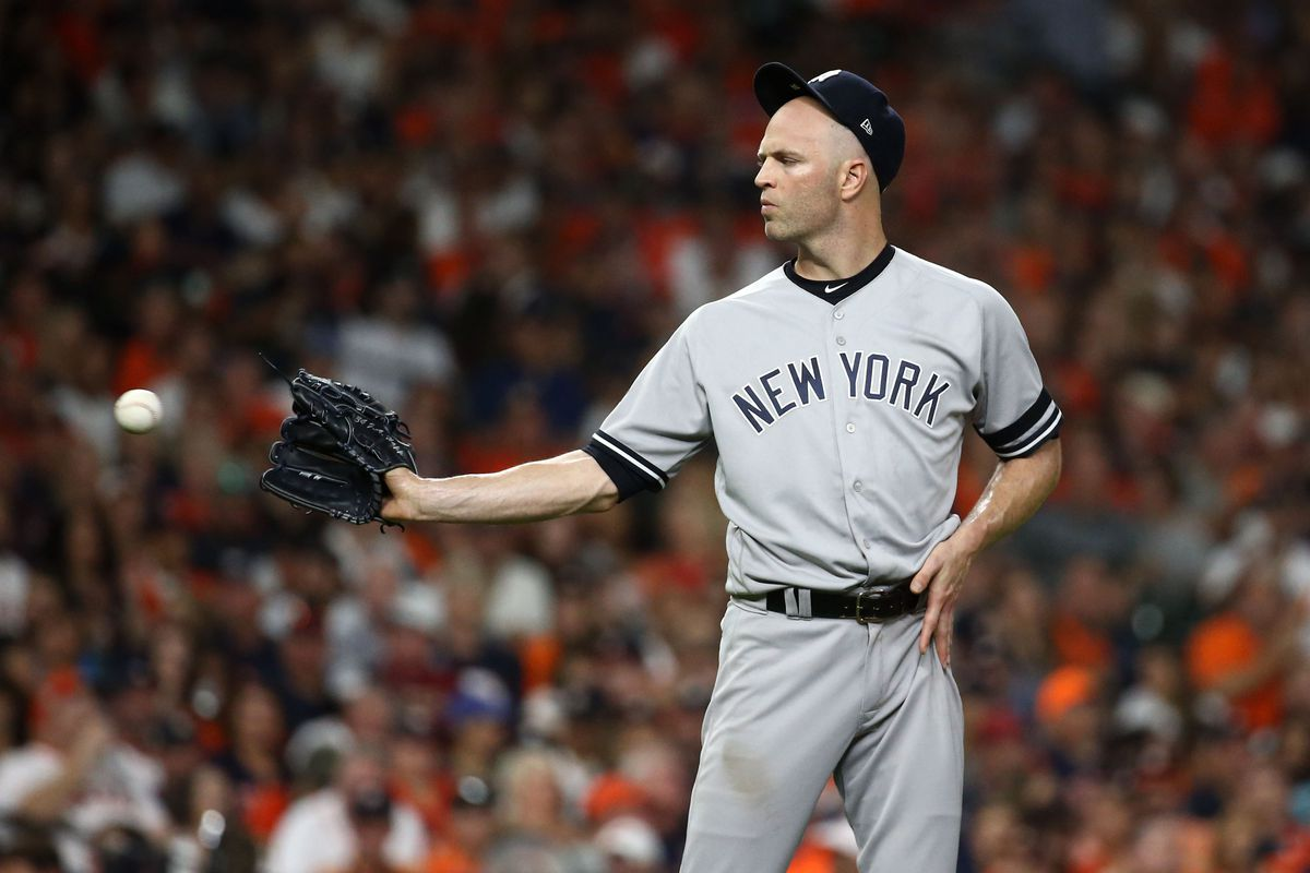 J.A. Happ's fastball declined in 2019 and so did his performance