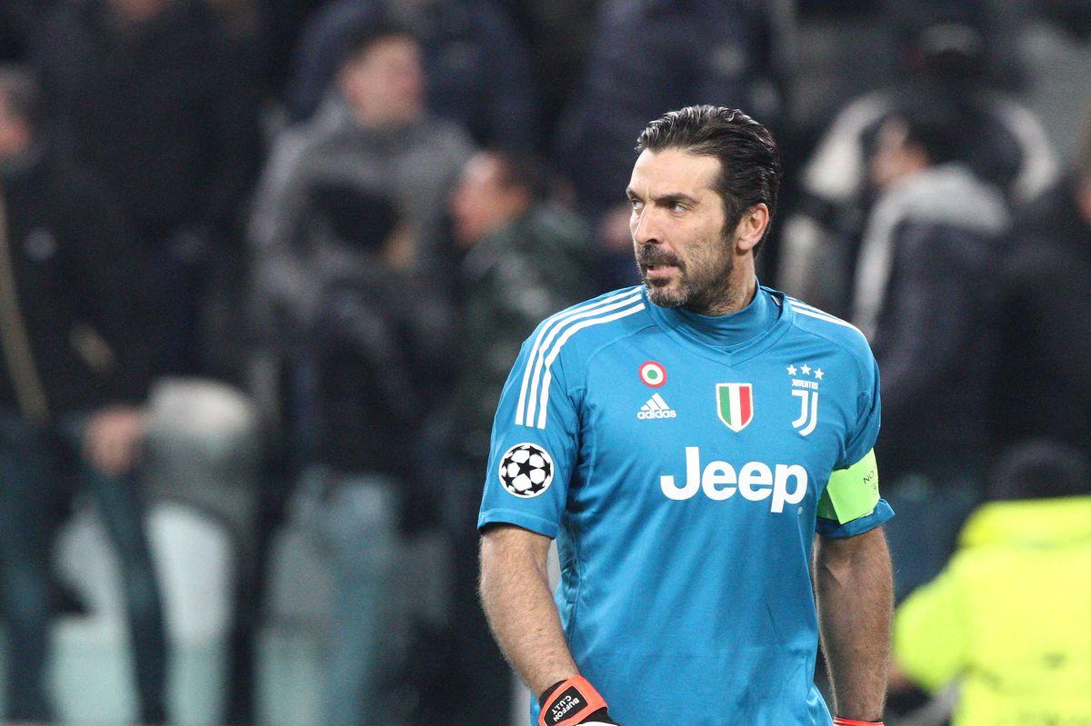 Juventus v Tottenham Hotspur - UEFA Champions League Round of 16: First Leg