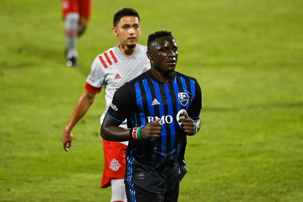 SOCCER: AUG 28 MLS - Toronto FC at Montreal Impact