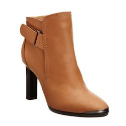 """<b>Lanvin</b> Paneled Bootie, <a href=""""http://www.barneys.com/Lanvin-Paneled-Bootie/501905352,default,pd.html?cgid=womens-boots&index=16"""">$1,390</a> at Barneys"""