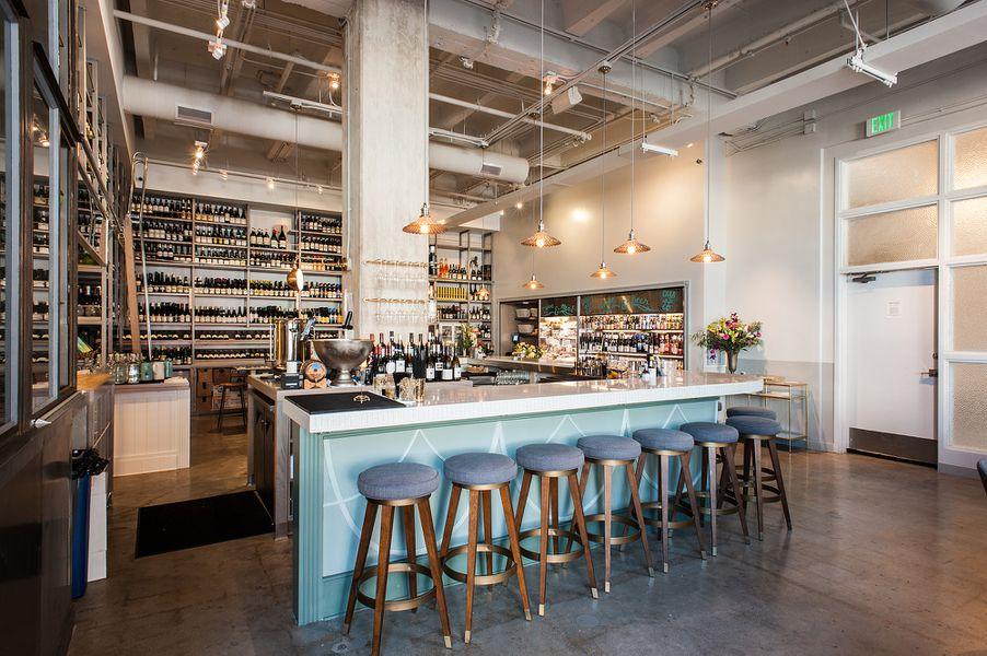 Esters Is Santa Monica\'s Beautiful New Art Deco Wine Bar ...