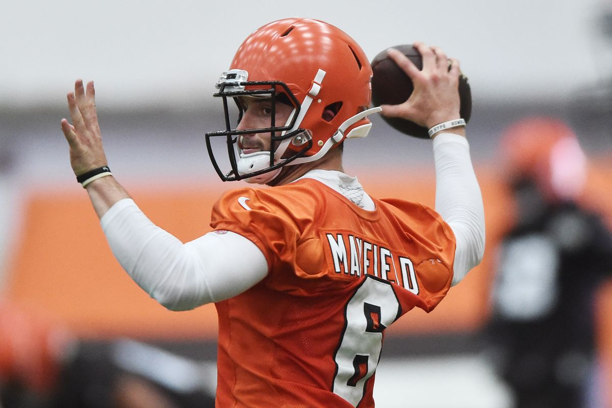 b1d53748a Social media to be a mainstay of Baker Mayfield's marketing plan ...