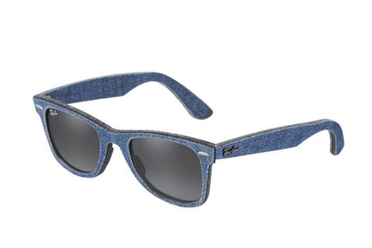 3ad2e7b6e8 Ray-Ban s New Denim Wayfarer  Costco s Pricing Secrets - Racked