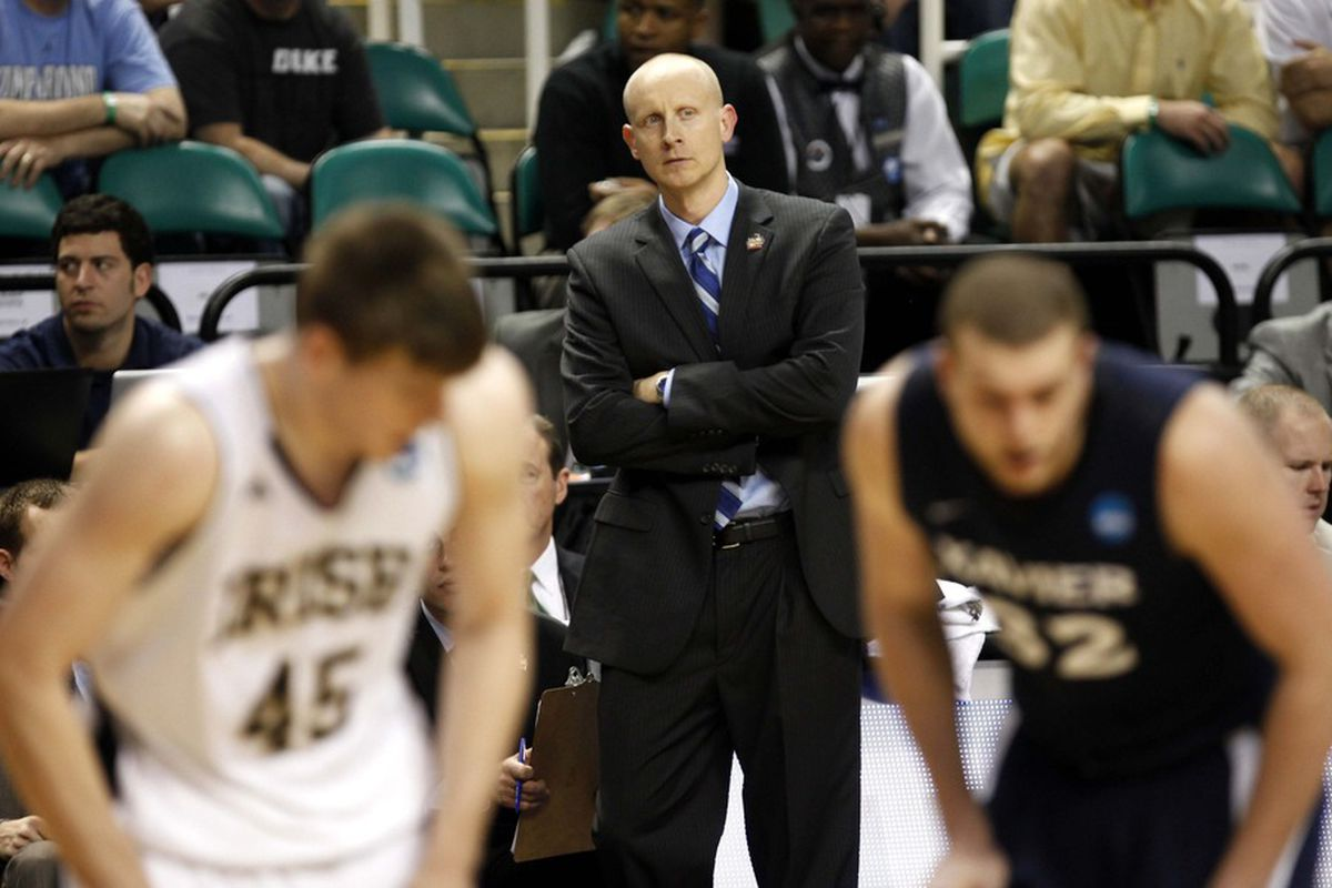 The shadow of Kenny Frease will loom large over Coach Mack's newest addition, Matt Stainbrook.