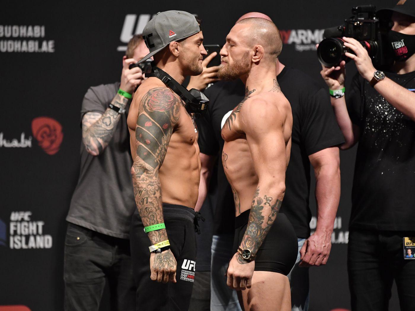 Dana White: UFC targeting Dustin Poirier vs. Conor McGregor 3 for summer - MMA Fighting