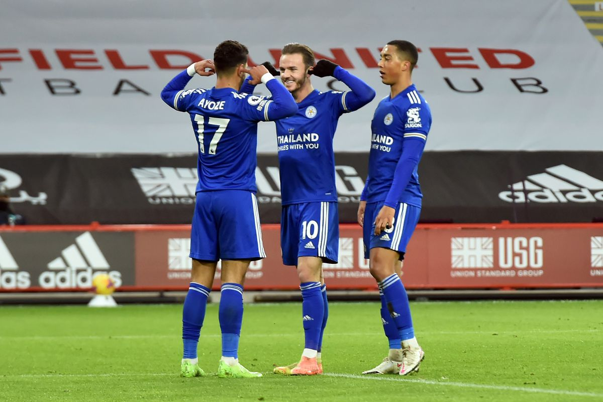Sheffield United v Leicester City - Premier League