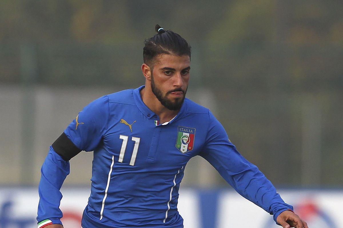 Ranking Roma\'s Youth, #9: Daniele Verde - Chiesa Di Totti