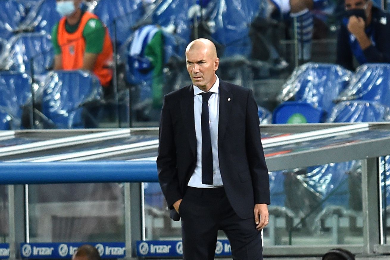 Zidane: ?No, I don?t have a problem with Luka Jovi??