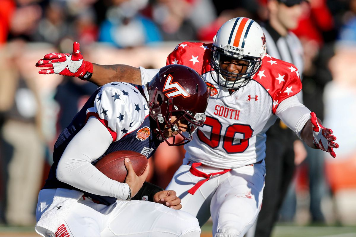 Senior Bowl 2014 Game Review Dee Ford South excel against the