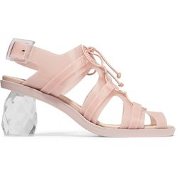 We would have killed for the crystal-cut plastic heels on these babies when we were, well, babies. The lace-up detailing makes them extra on-trend for 2016.