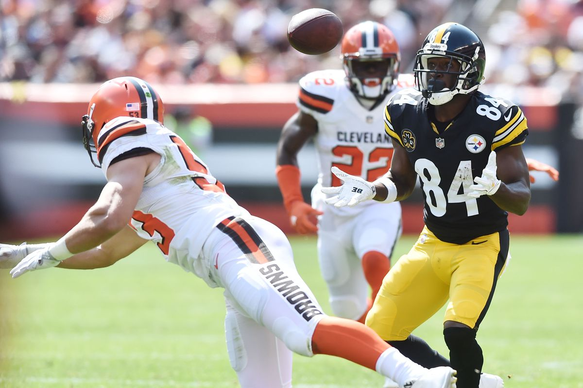00e12e5f1 Six Steelers  Slobberknockers for Week 1  A half-dozen questions for BTSC  fans to discuss