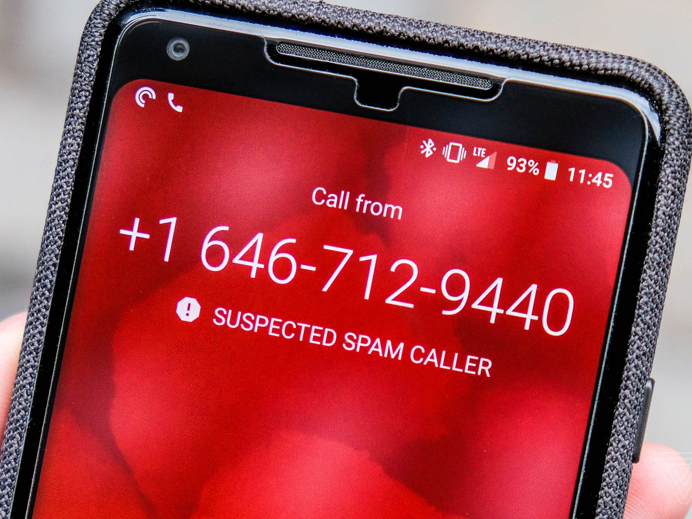 Spam Calls How To Stop The Robots From Calling Your Iphone Or Android The Verge