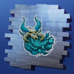 Skull and Beard, unlocked at level 99
