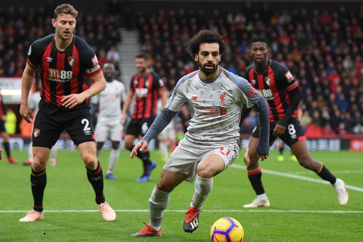 AFC Bournemouth v Liverpool FC - Premier League