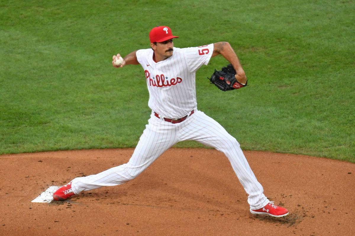 MLB: Baltimore Orioles at Philadelphia Phillies