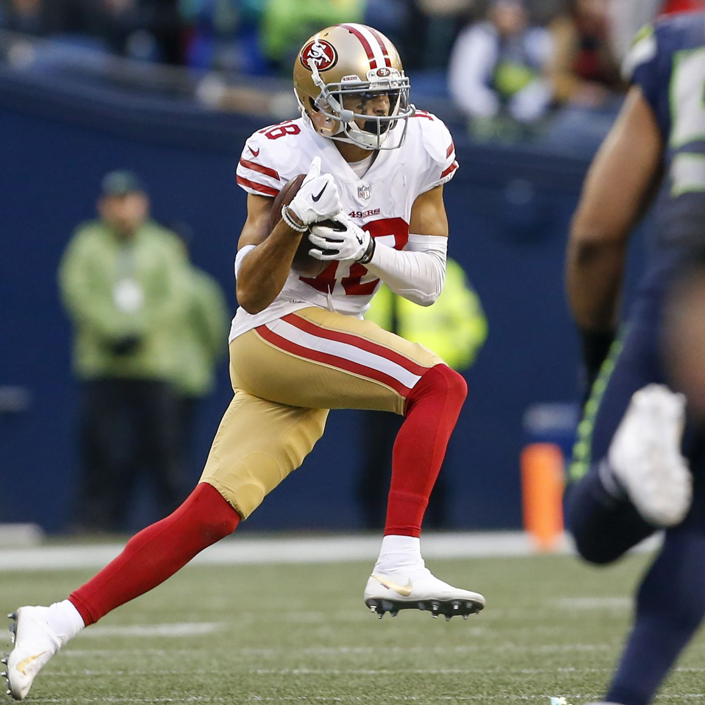 3b8de54d8 49ers roster stock report  Who s up