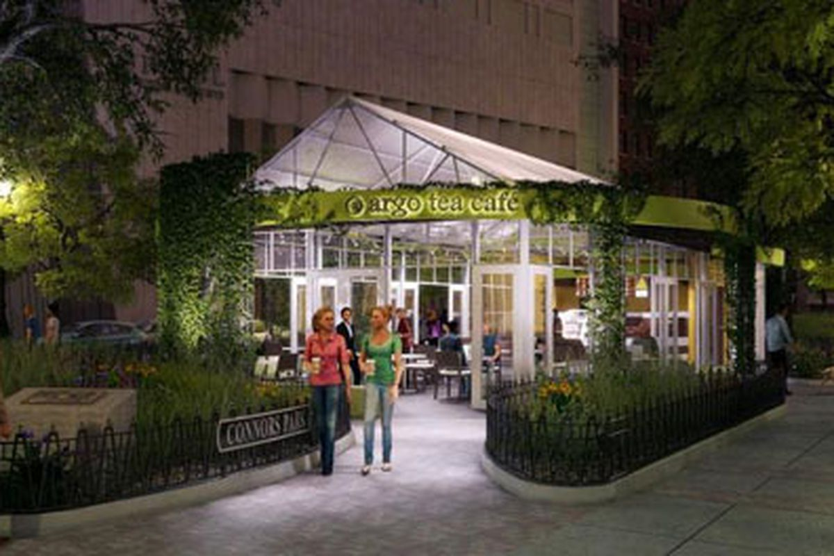 The greenhouse gold coast - Less Than A Month After Argo Tea Closed Its Original Store On Armitage At Sheffield The Brand Is Opening What Employees Are Calling Argo 2 0