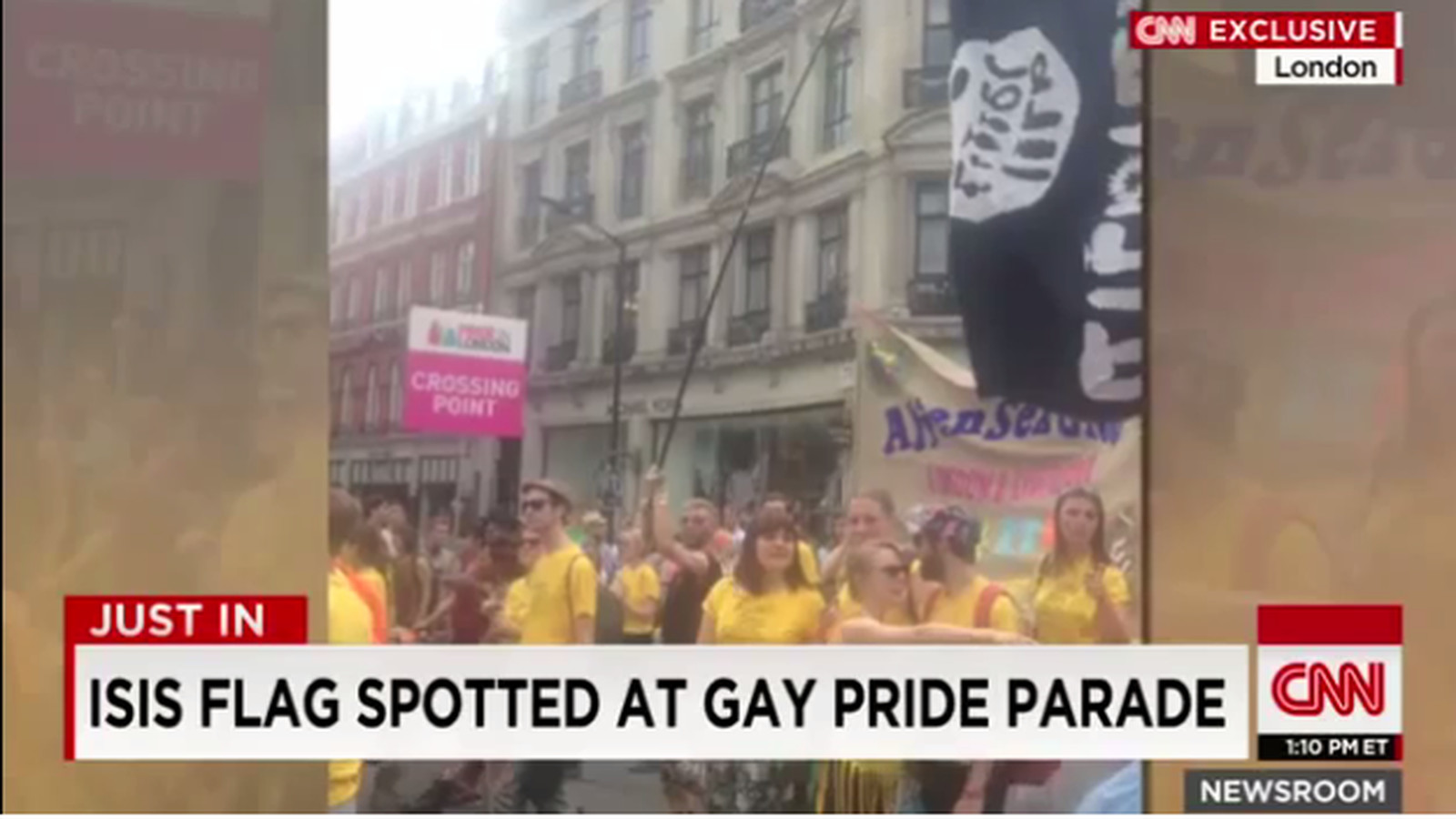 Cnns Most Embarrassing Flub Ever The Isis Dildo Gay -9072