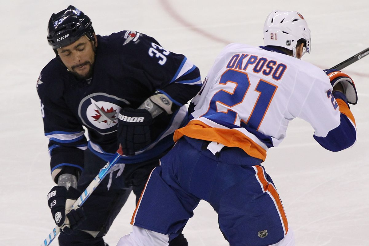 Which Kyle Okposo is this now?