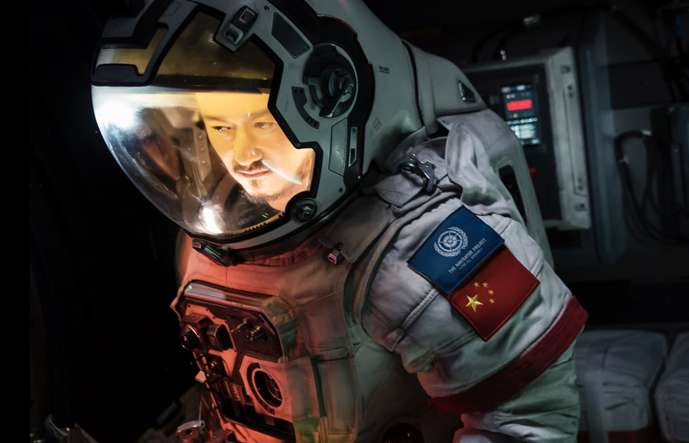 China's blockbuster The Wandering Earth is gorgeous, goofy