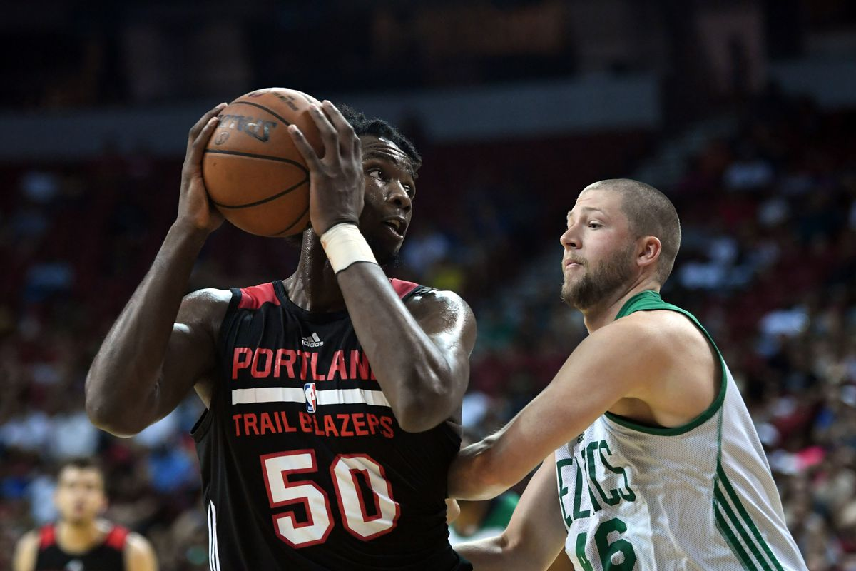 NBA: Summer League-Portland Trailblazers at Boston Celtics