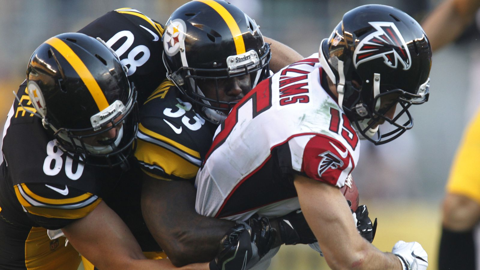 falcons vs steelers