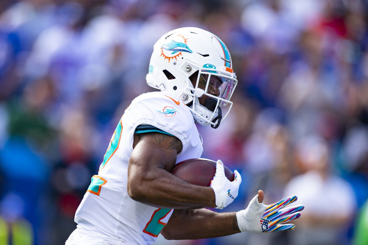 Miami Dolphins News 10 23 19 Mark Walton Moving On Up The