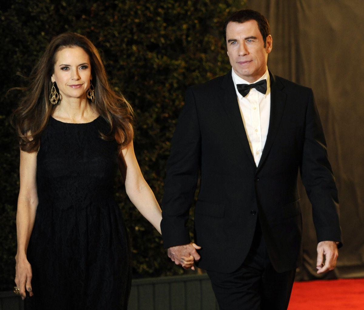 Kelly Preston dies — actress and wife of John Travolta was