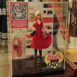 Barbie Loves FNO Tracy Reese.