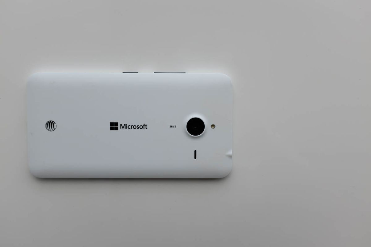 Microsoft's Lumia 640 XL smartphone