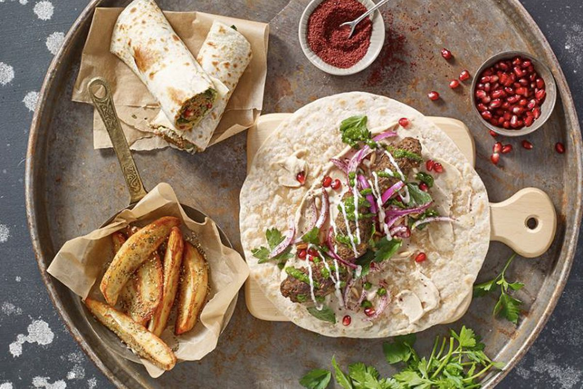Anoush Ella Saj Kitchen Opens In The South End Eater Boston