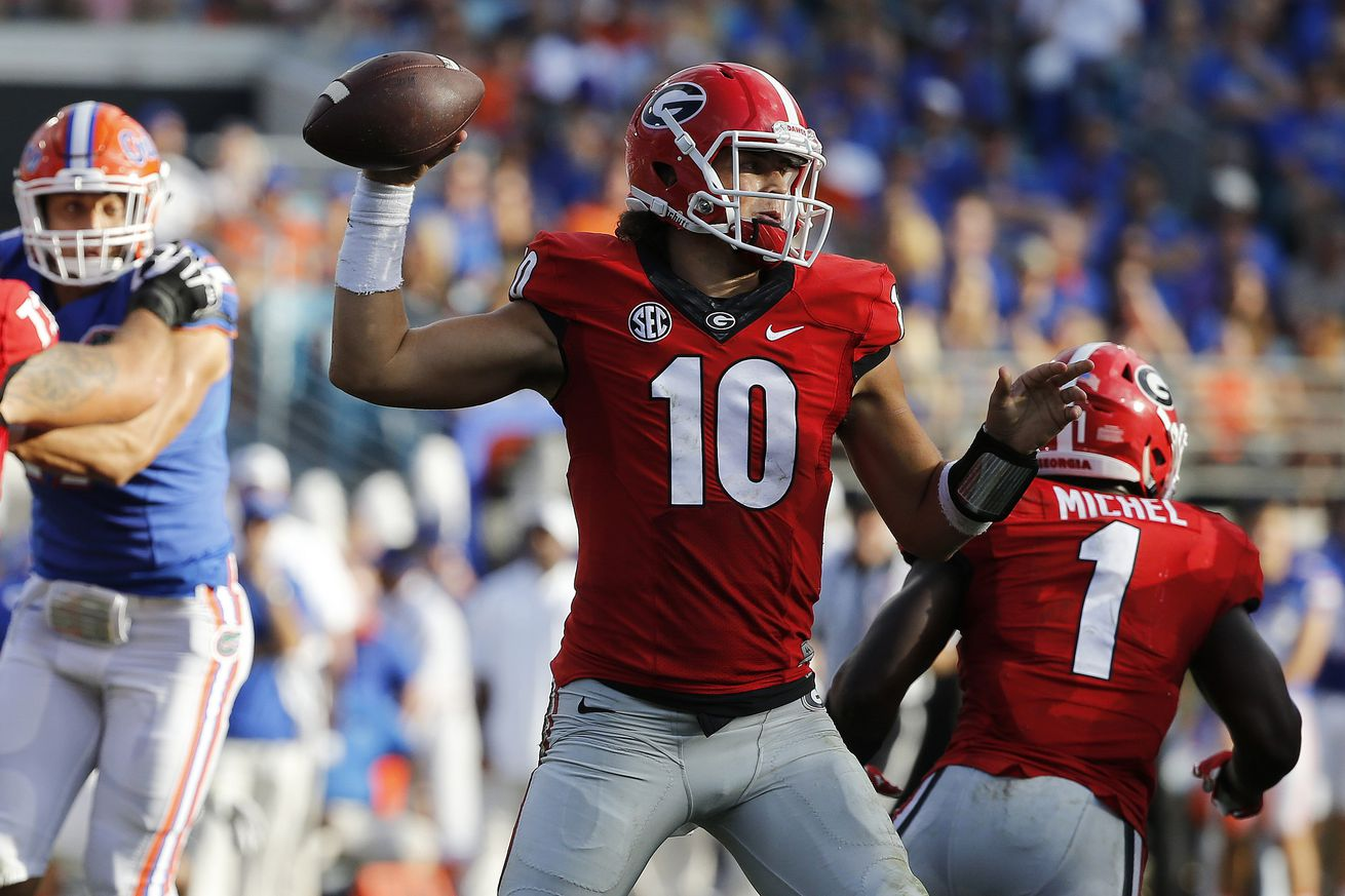 Day 14- A Detailed Review of Jacob Eason at Georgia, Part 2