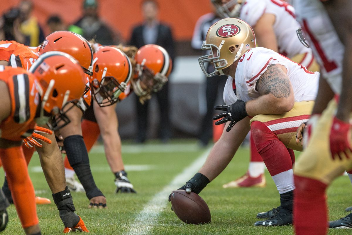 NFL: DEC 13 49ers at Browns