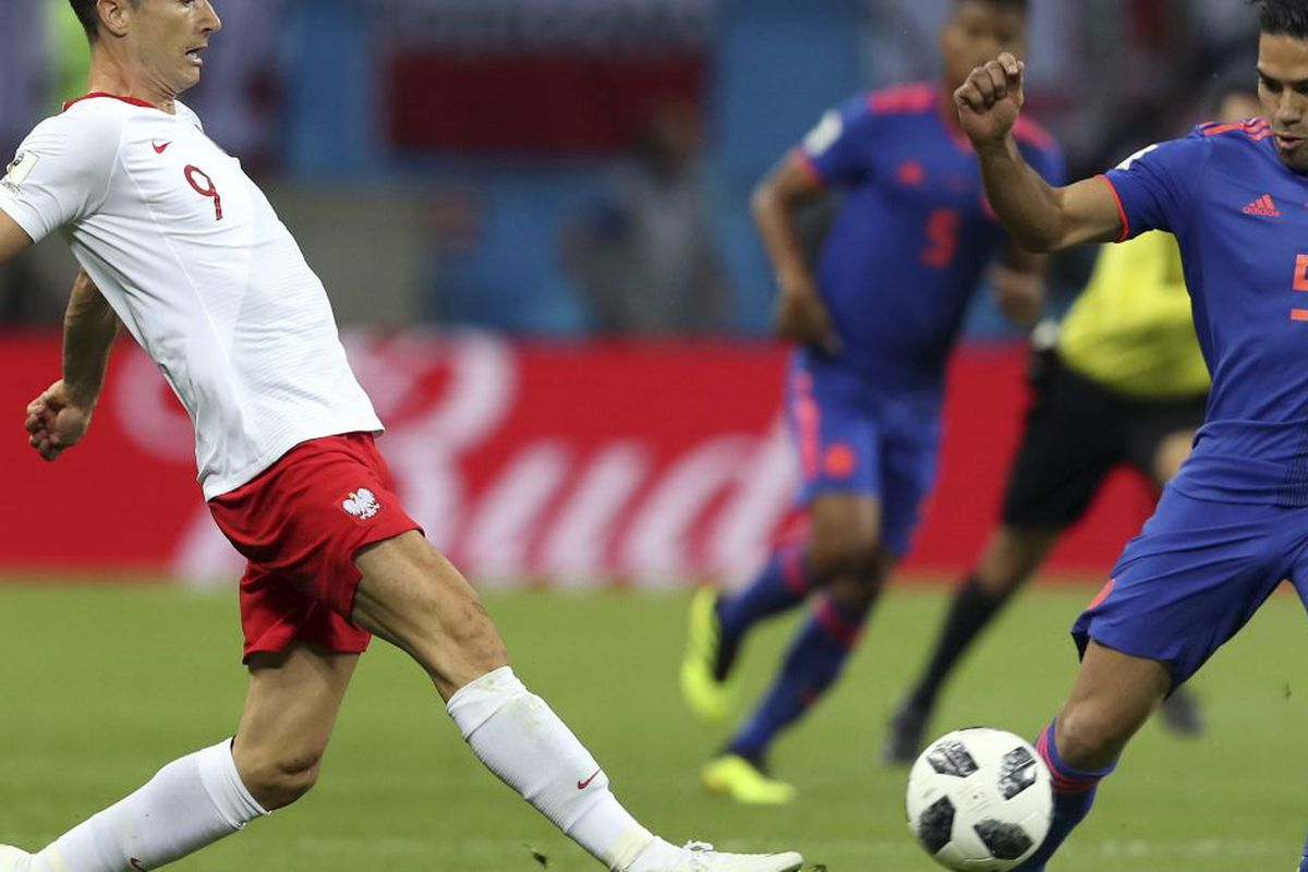334ffad0d World Cup roundup  Poland shut out by Colombia  England routs Panama ...