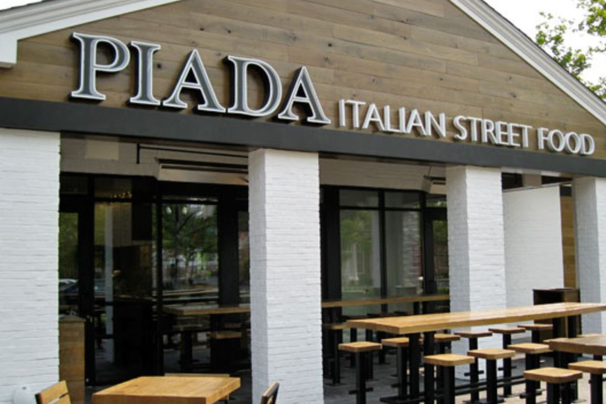 Columbus-based Piada Italian Streed Food is one of several chains coming to Houston.