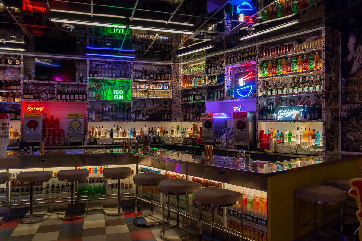 The Liquor Store at Best Friend