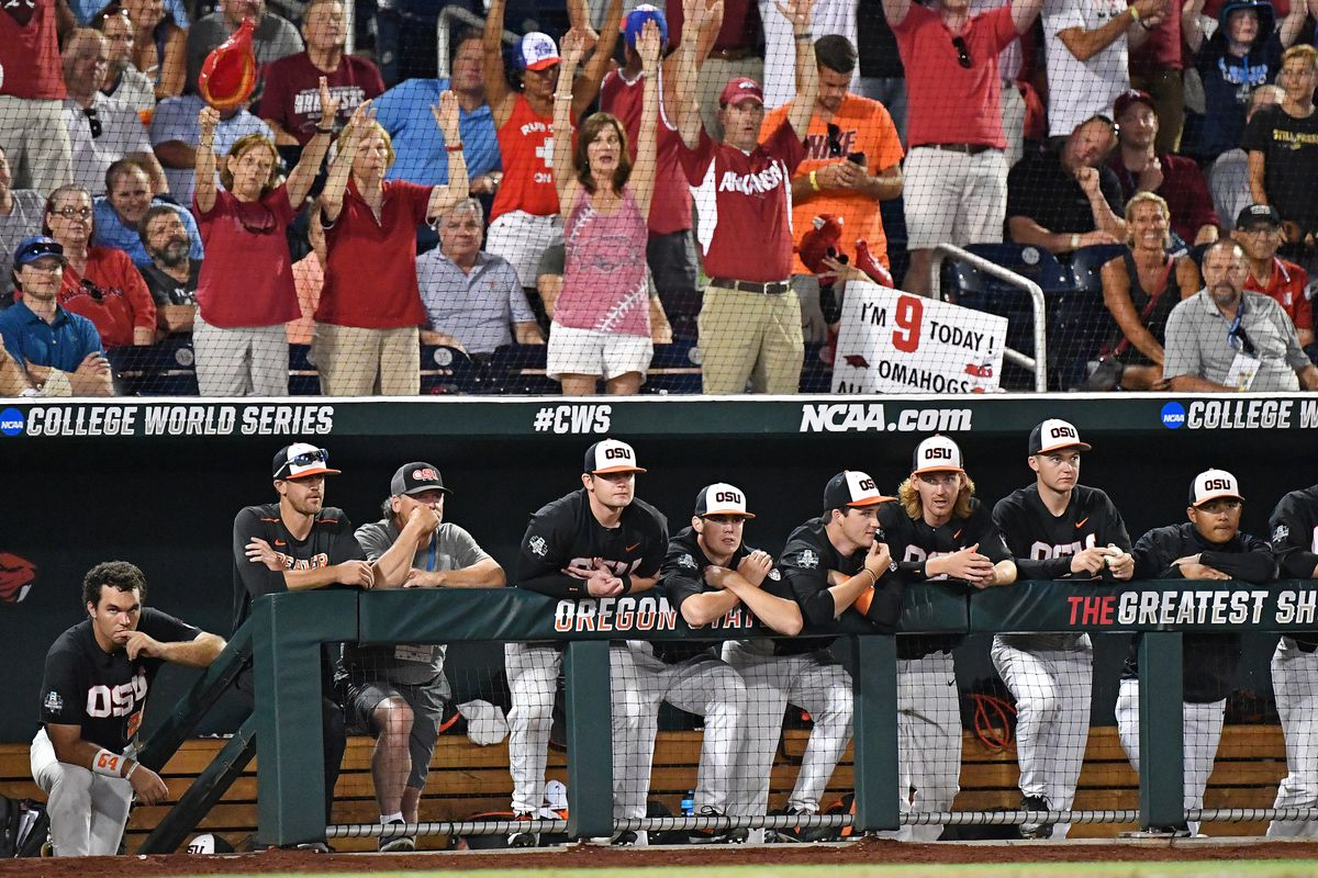 Gamethread: Oregon State Baseball vs Arizona, Games 2 and 3