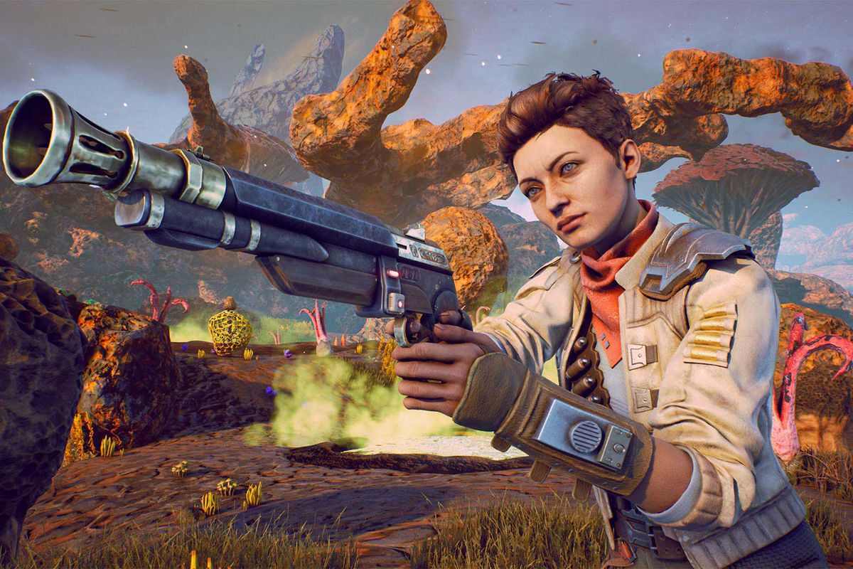 Outer worlds companions