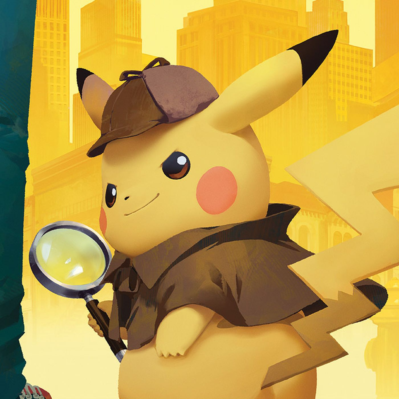 59660785 Detective Pikachu's creators say the game's real mystery is why Pikachu can  talk - The Verge