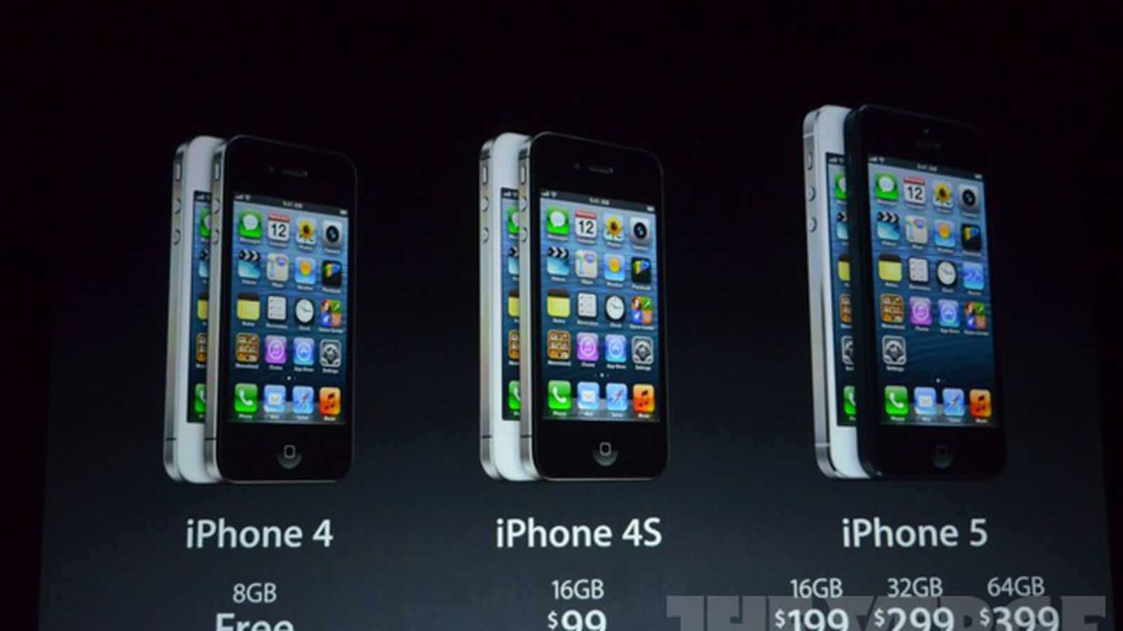 IPhone 4S Drops To 99 4 Now Free Apple Discontinues The 3GS