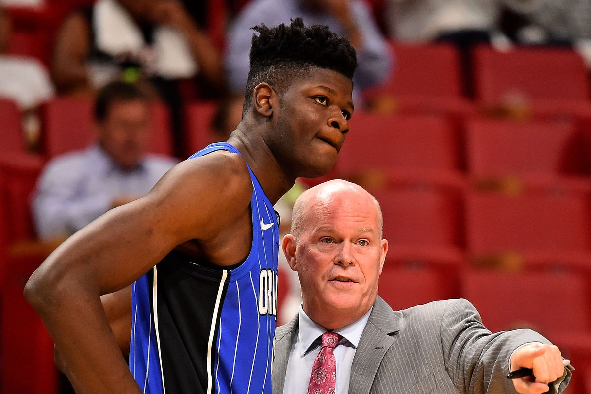 Mo Bamba didn't play in Dallas because he violated a team
