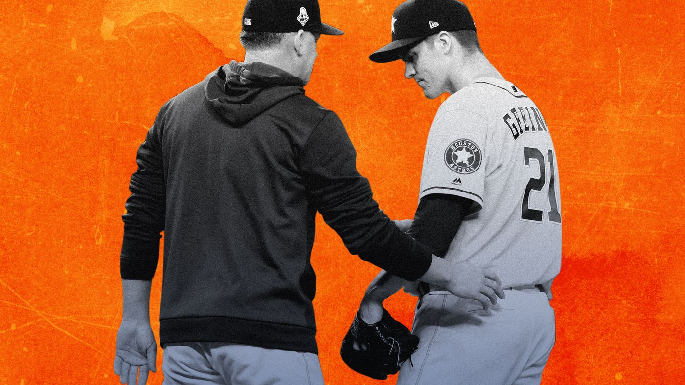 A.J. Hinch Managed the Houston Astros Out of the World Series
