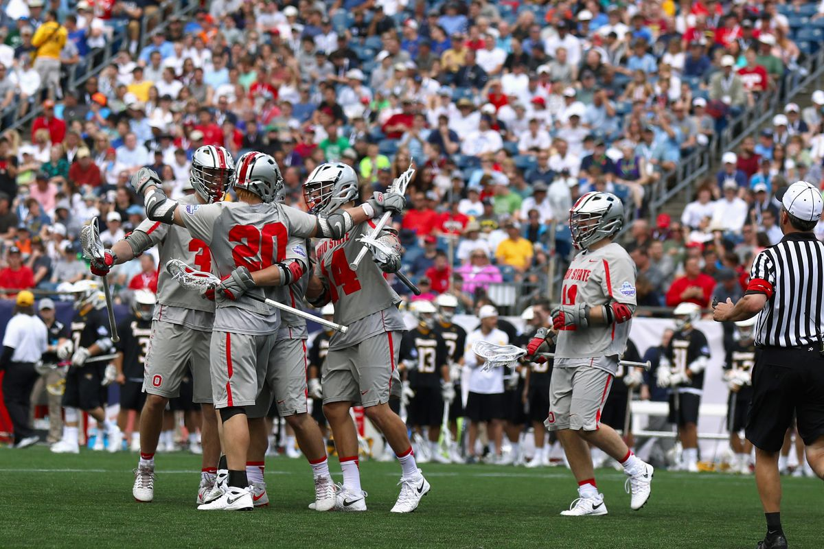2017 NCAA Division I Men's Lacrosse Championship - Semifinals