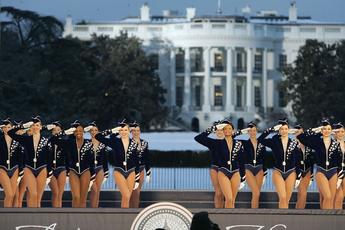 Entertainers Attend Celebration Of Freedom Pre-Inaugural Event