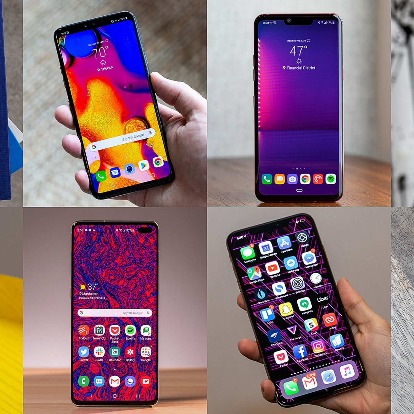 The best phone to buy right now (2019) - The Verge