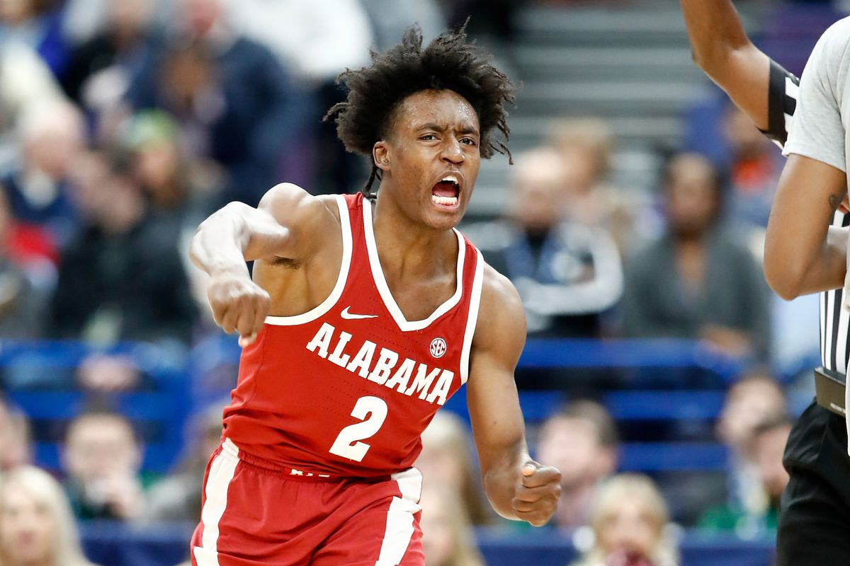 Alabama s Collin Sexton will bust your March Madness bracket ... 77155ffad